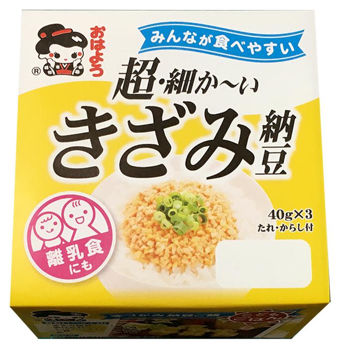 超・細か~い きざみ納豆ミニ3